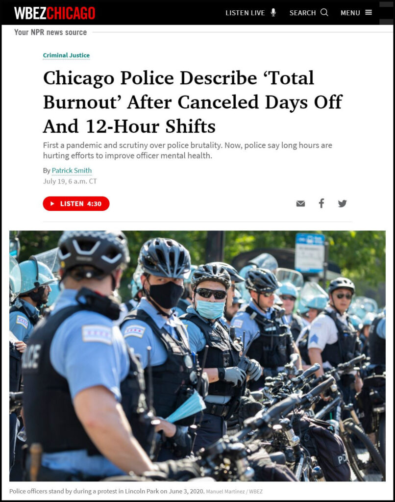 Is Chicago a Hadleyville? Here a WBEZ article related to this question.
